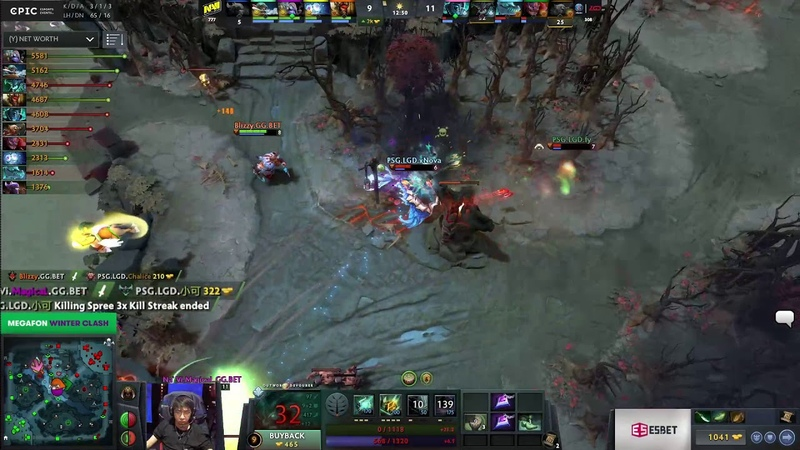 NaVi cool courier play