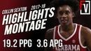 Collin Sexton Alabama Freshman Season Highlights Montage 2017-18   19.2 PPG. 3.6 APG, Young Bull!
