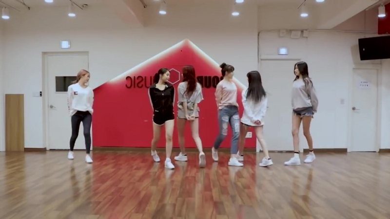 V 여자친구 밤 Time For The Moon Night Dance Practice Mirrored mp4