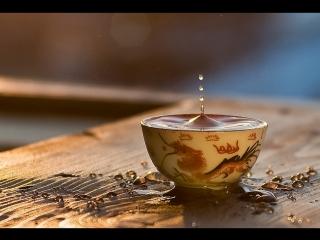 Вечерний чай: хрустальная грусть (слайд-композиция к дораме Королева Инсу)