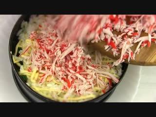СалатАристократ-Праздничный салат из Простых продуктов cfkfnfhbcnjrhfn-ghfplybxysq cfkfn bp ghjcns[ ghjlernjd