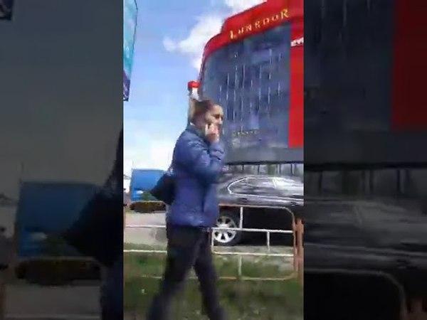 Еще один пожар в Кишиневе горит торговый центр