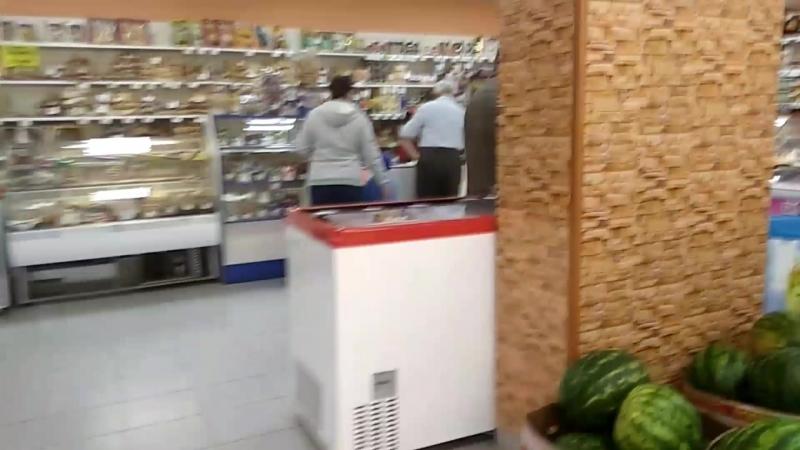 выгнали из магазина за съёмку видео
