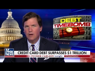 Credit card debt- A crisis that doesn`t get enough credit (Fox News)