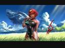 [Q] Pyra Xenoblade Chronicles 2 - Logan Cure - Animated, parallax 1920x1080 (Vell)