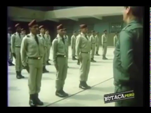 La Ciudad y los Perros (1985) - Trailer Oficial