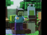 The Melon Farm - LEGO Minecraft