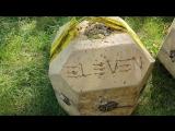 7 лет эксплуатации мишени ELEVEN