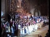 Москва ч.1 (концерт 14.01.2015) в Храме Христа Спасителя