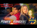 Power Rangers Dino Mega Charge BTS :Morphin Monday