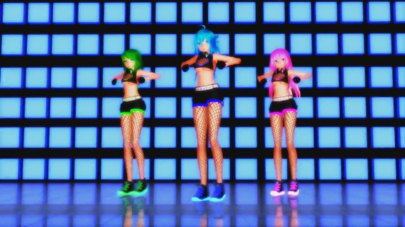 【MMD】A Light That Never Comes 【Motion by Ureshiiiiii】