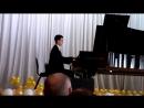 Рахманинов Мелодия E-dur- играет Даниил Шестаков