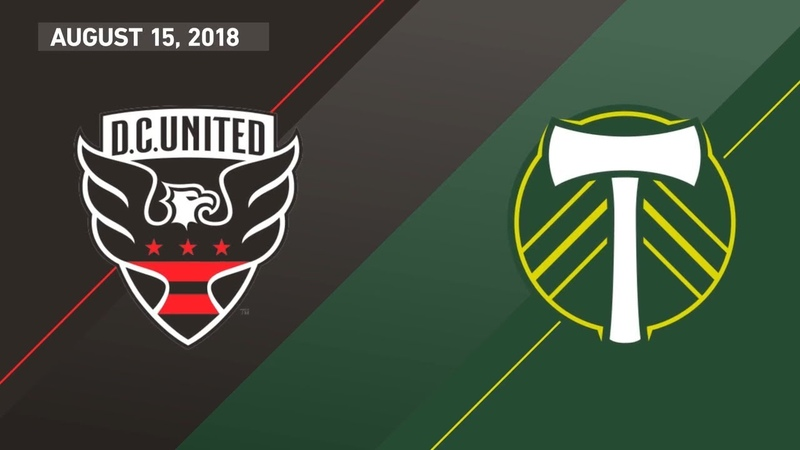 HIGHLIGHTS D.C. United vs. Portland Timbers | August 15, 2018