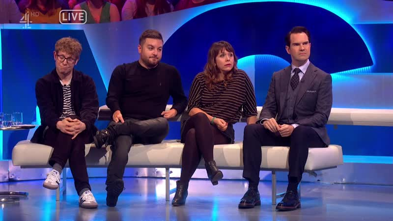 The Last Leg 16x05 - Jimmy Carr, Kerry Godliman