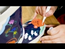 PILOT Pintor - Декор зонта и сапог