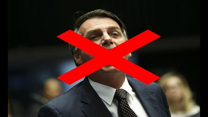 Não Posso Apoiar Bolsonaro, por quê