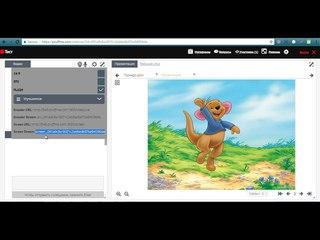 Демонстрация экрана на Pruffme через OBS