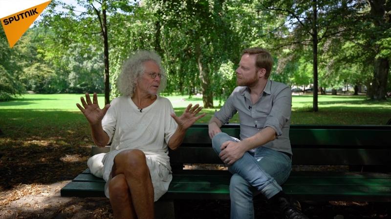 Ein halbes Jahrhundert 68er Bewegung Rainer Langhans EXKLUSIV