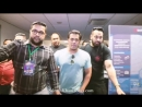 Swagat Of Sikander SalmanKhan at Atlanta Airport Thursday 21th 2018!.mp4