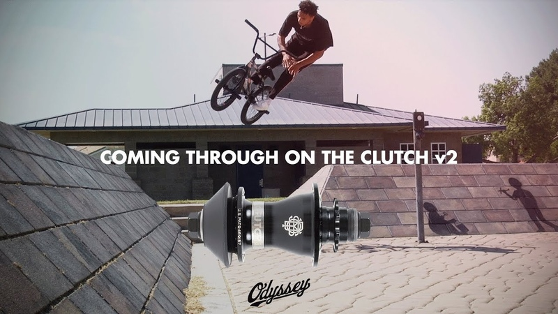 BMX / Coming Through On The Clutch v2 insidebmx