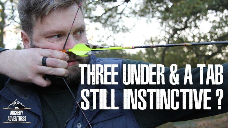 Three Under A Tab, Still Instinctive? - (Glove vs Tab/ Split finger vs 3 under)
