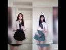 милые девочки танцуют красиво