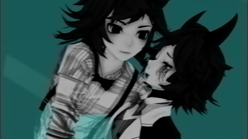MMD Motion DL ♦ Would you die for me? ♦ BATIM [ENG RUS]