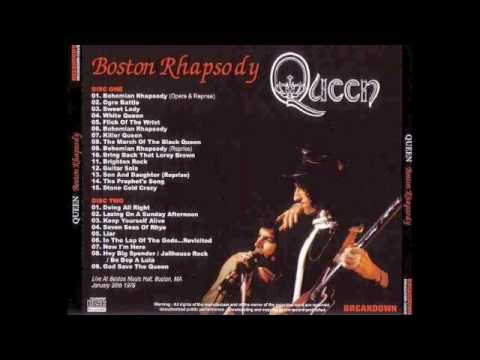10. Bring Back That Leroy Brown (Queen-Live In Boston: 1/30/1976)