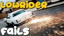 Lowrider Fail Compilation Gas Hopping Scraping FAILS