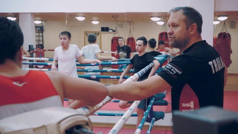 Тайский бокс / тренировка / Combatmoscow / sony A7m2 kit 28-70 cinematic