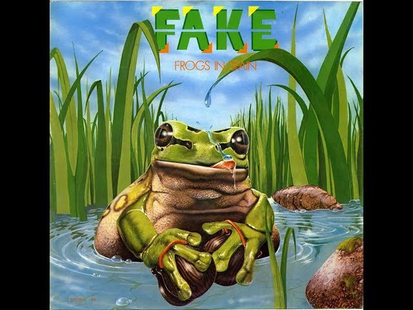 Fake Frogs In Spain Remastering Version By SilStar Electronic 1984