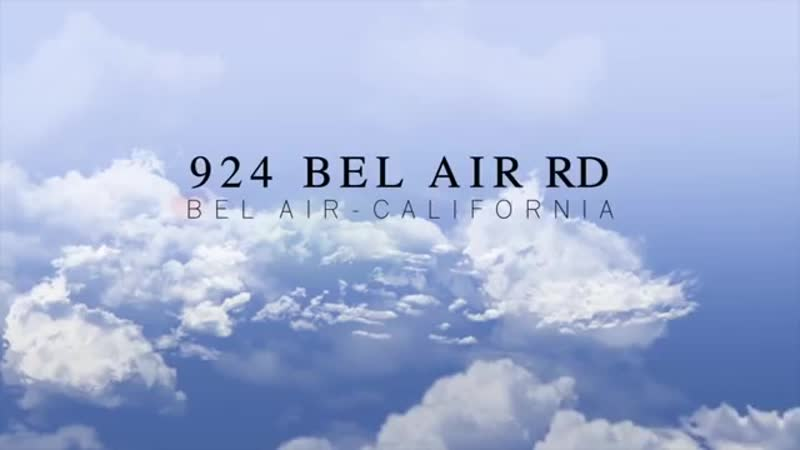 ВИЛЛА 924 Bel Air Rd California