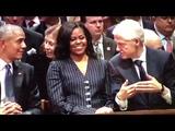Donald Trump The Divine Envelope Full Story George Bush Sr. Funeral Metaphor.