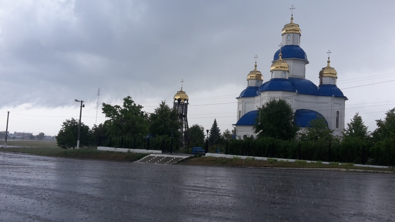 Орловщина Дожди =