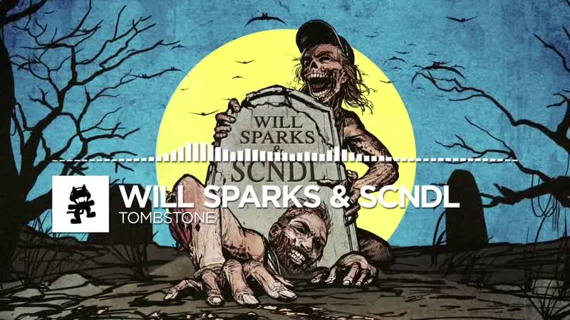 Will Sparks _u0026 SCNDL - Tombstone [Monstercat Release]