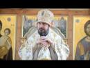 Слово митрополита Савватия в день памяти святого равноапостольного князя Владимира