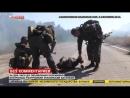 Цветные Пески, 5 сентября. 2014 Разгром батальона Айдар сть 1