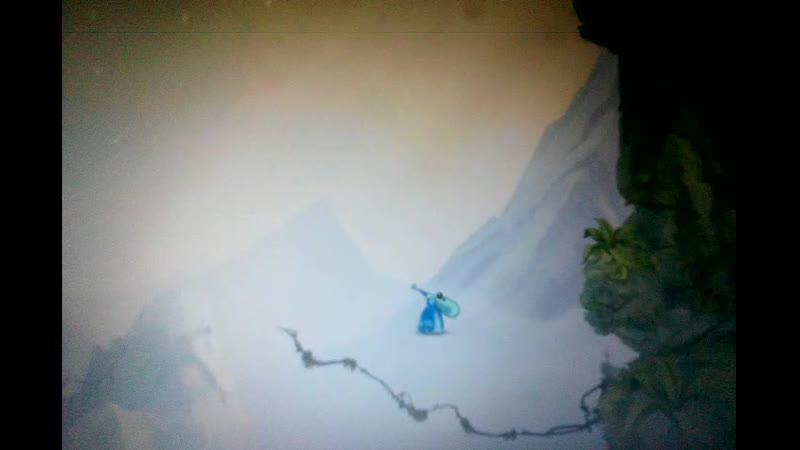 Баг в Rayman Origins