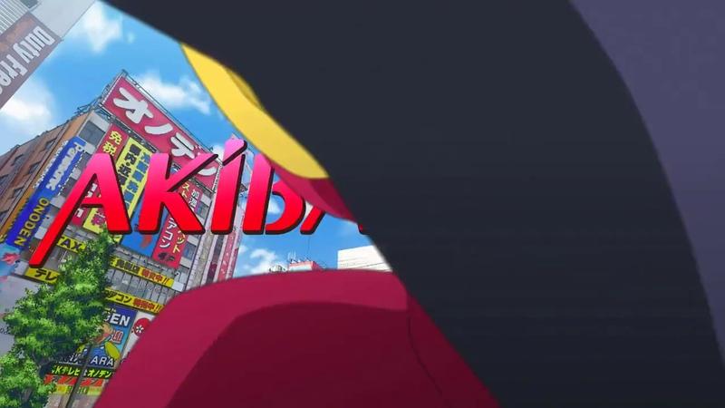 Akibas Trip The Animation OP