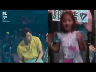 MINGYU DANCING WITH THAT LITTLE GIRL IS THE CUTEST THING IVE EVER SEEN