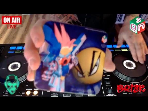 DJ Brisk live stream, 11th June 2017 Next Gen Blatant Beats special