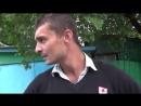 Сергей Нечитайло кормит брошенных собак в Донецке