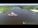 Припятский Национальный парк паромная переправа