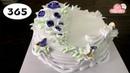 Chocolate cake decorating bettercreme vanilla (365) Học Làm Bánh Kem Đơn Giản Đẹp - Tím Đẹp (365)