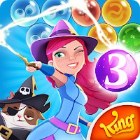 Bubble Witch 3 Saga [Мод: много жизней]