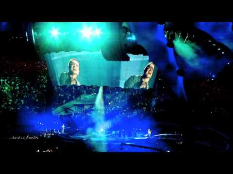 U2 360 - Mysterious Ways live at the Rose Bowl (HD)