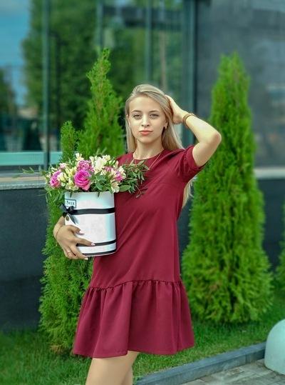 Даша Баринова