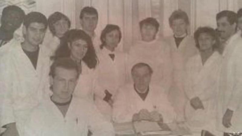 Медсёстры медсанбатов.