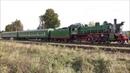 Паровоз Су 250 74 с пригородным поездом Бологое Осташков Прибытие и отправление станция Баталино
