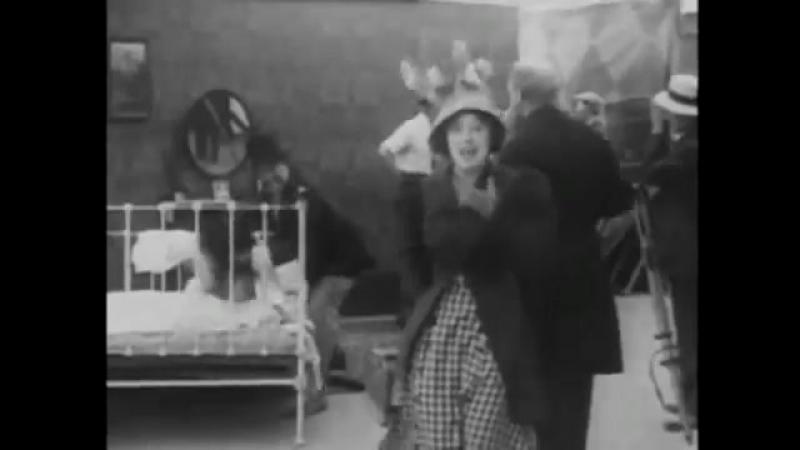 Mabel's Dramatic Career / Актерская карьера Мэйбл (1913)
